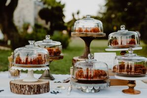 Cake Stands Dessert Table