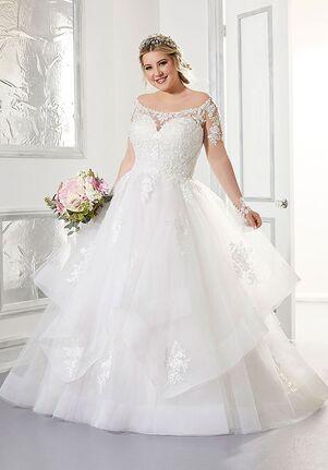 Morilee by Madeline Gardner/Julietta Alyssa Ball Gown Wedding Dress