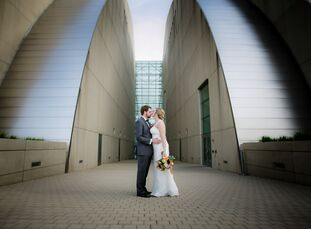 rn                    Erica Canaday (23 and a structural designer) and Nick Dunklin (23 and a Marine) met through a church youth group when they were