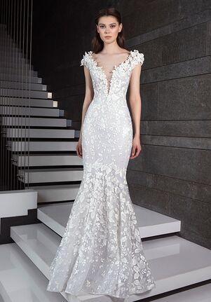 Tony Ward for Kleinfeld Jade Mermaid Wedding Dress