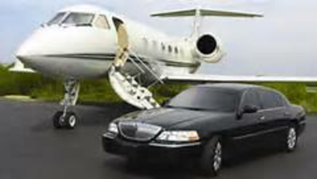 1st Airport Limousine Event