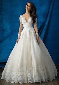 Allure Bridals 9366 Ball Gown Wedding Dress