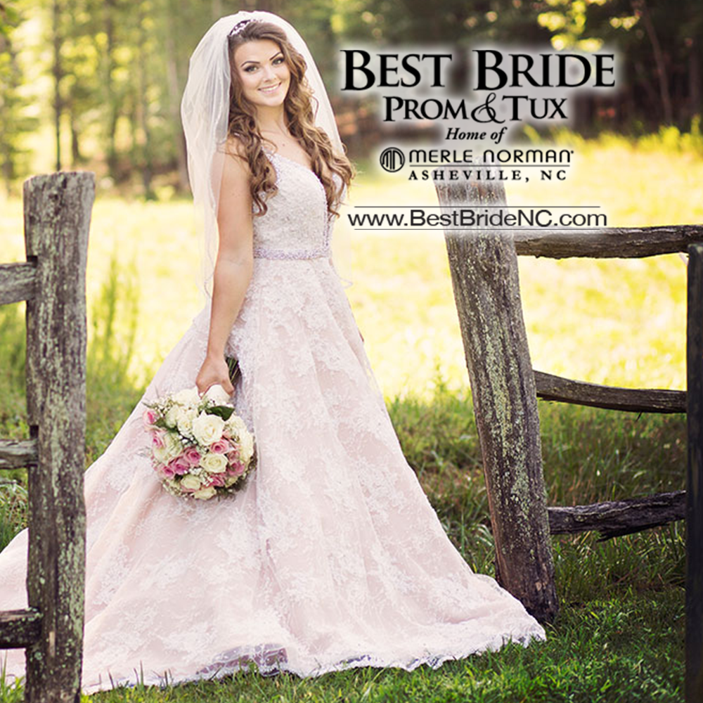 Best Bride Prom Tux Home Of Merle Norman Of Asheville Bridal