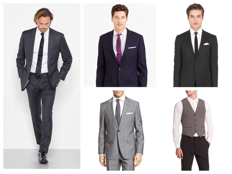 Men S Fall Wedding Guest Attire