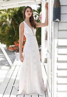 Lillian West 66046 A-Line Wedding Dress