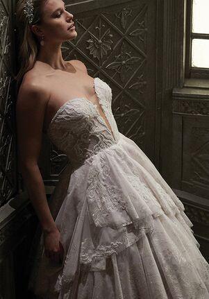 Justin Alexander Signature Nina Ball Gown Wedding Dress