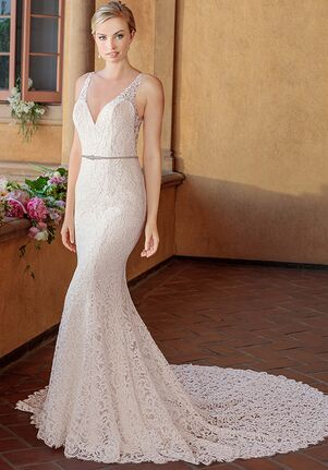 Casablanca Bridal 2319 Niki Mermaid Wedding Dress