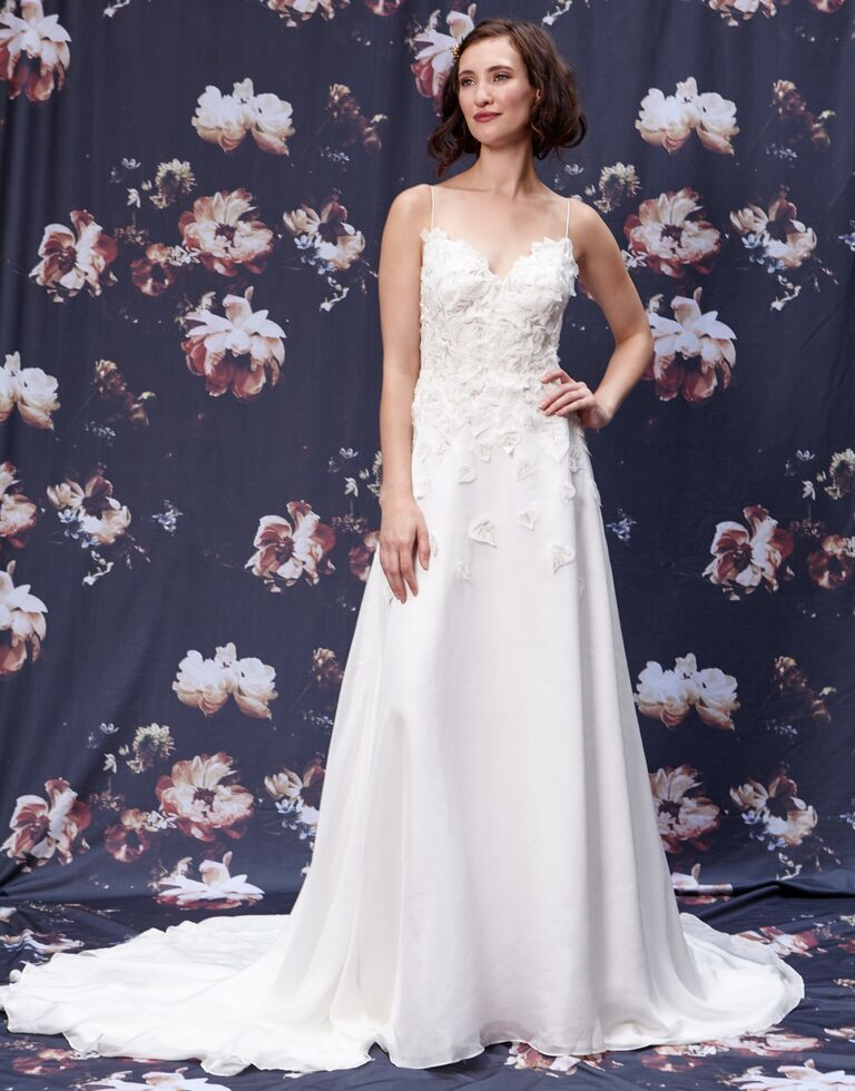 Ivy & Aster Fall 2016 Collection: Wedding Dress Photos