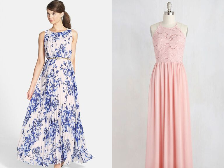 d34268a563c Bridesmaids Dresses They Can Wear Again