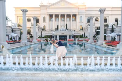 Caesars Palace Chapels & Gardens