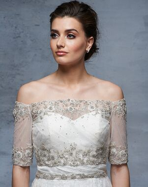 Blossom Veils & Accessories BL7252 Ivory Jacket