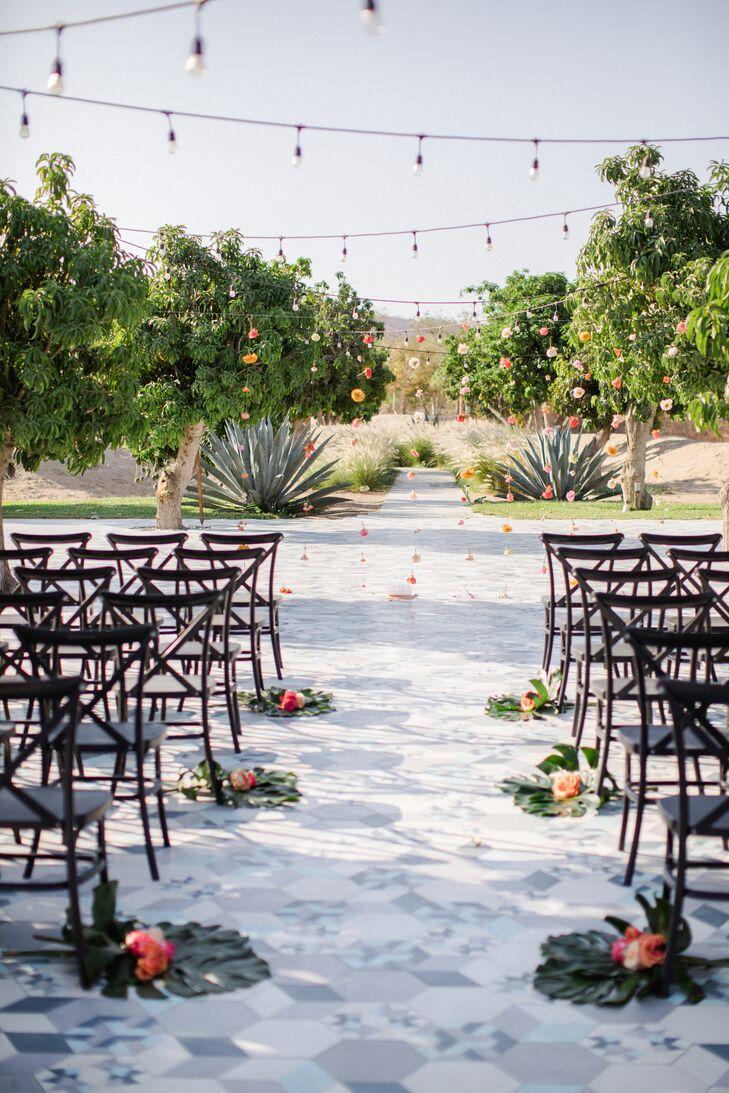 Acre Baja Garden Ceremony