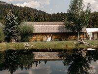 Montana wedding venue in Gallatin Gateway, Montana.