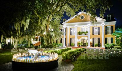 Southern Oaks Plantation Reception Venues New Orleans La