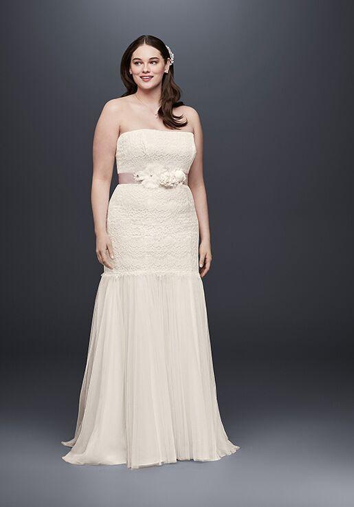 2a39977cc8f3 David's Bridal Galina Style 9KP3765 Wedding Dress | The Knot