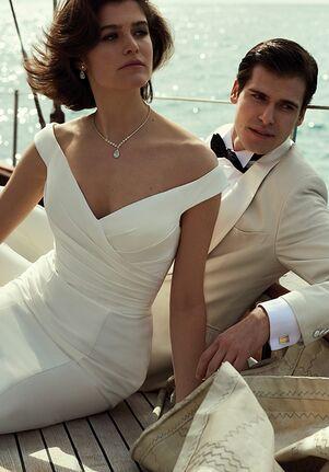 Justin Alexander Anastasia Mermaid Wedding Dress