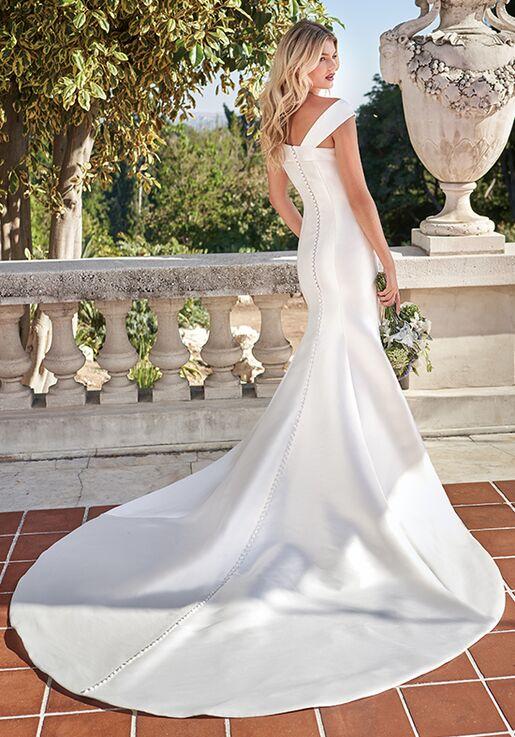 Jasmine Bridal F221002 Mermaid Wedding Dress