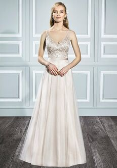 Moonlight Tango T693 A-Line Wedding Dress