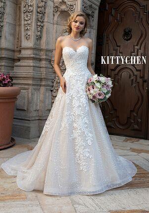 KITTYCHEN FRANCISCA, H2026 Ball Gown Wedding Dress