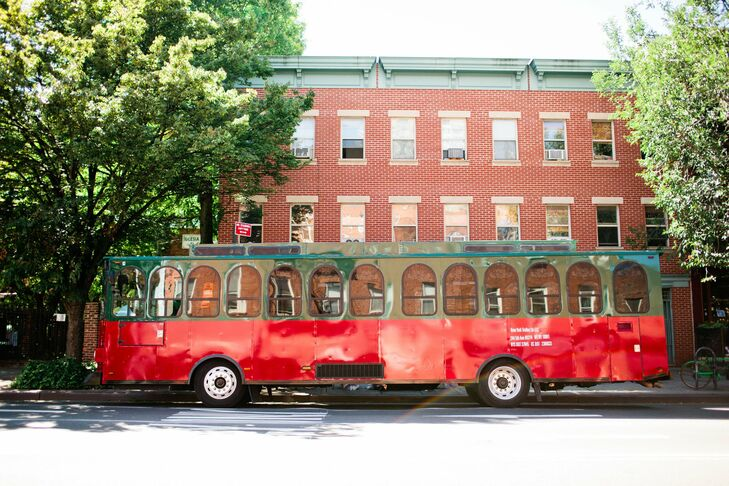 Trolley Reception Transportation
