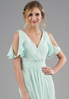 B2 Bridesmaids by Jasmine B203054 V-Neck Bridesmaid Dress
