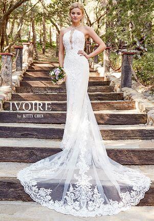 IVOIRE by KITTY CHEN JESSA, V1903 Mermaid Wedding Dress