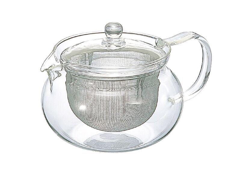 Hario Chacha Kyusu Maru best tea kettle