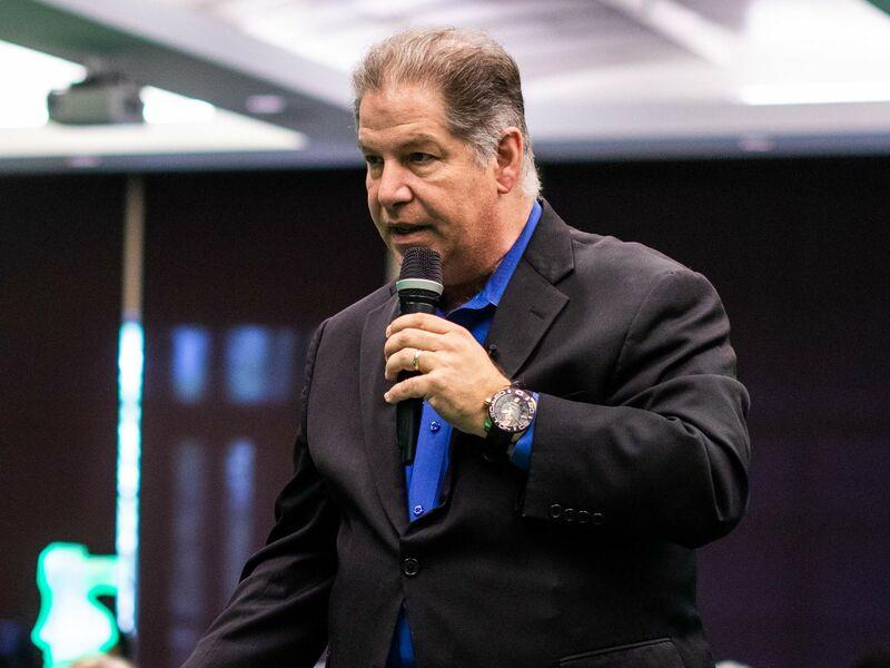 Patrick Dougher Motivational Speaker Fort Worth Tx