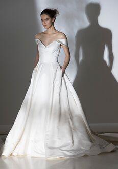 Rivini by Rita Vinieris Elegant Ball Gown Wedding Dress