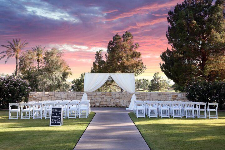 Wedding Invitations Az: At Ocotillo Golf Resort - Chandler, AZ