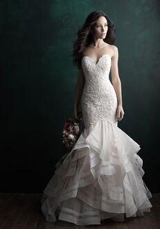 Allure Couture C507 Mermaid Wedding Dress