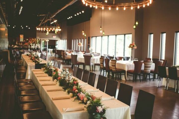 The Event Space At Union Horse Distilling Co
