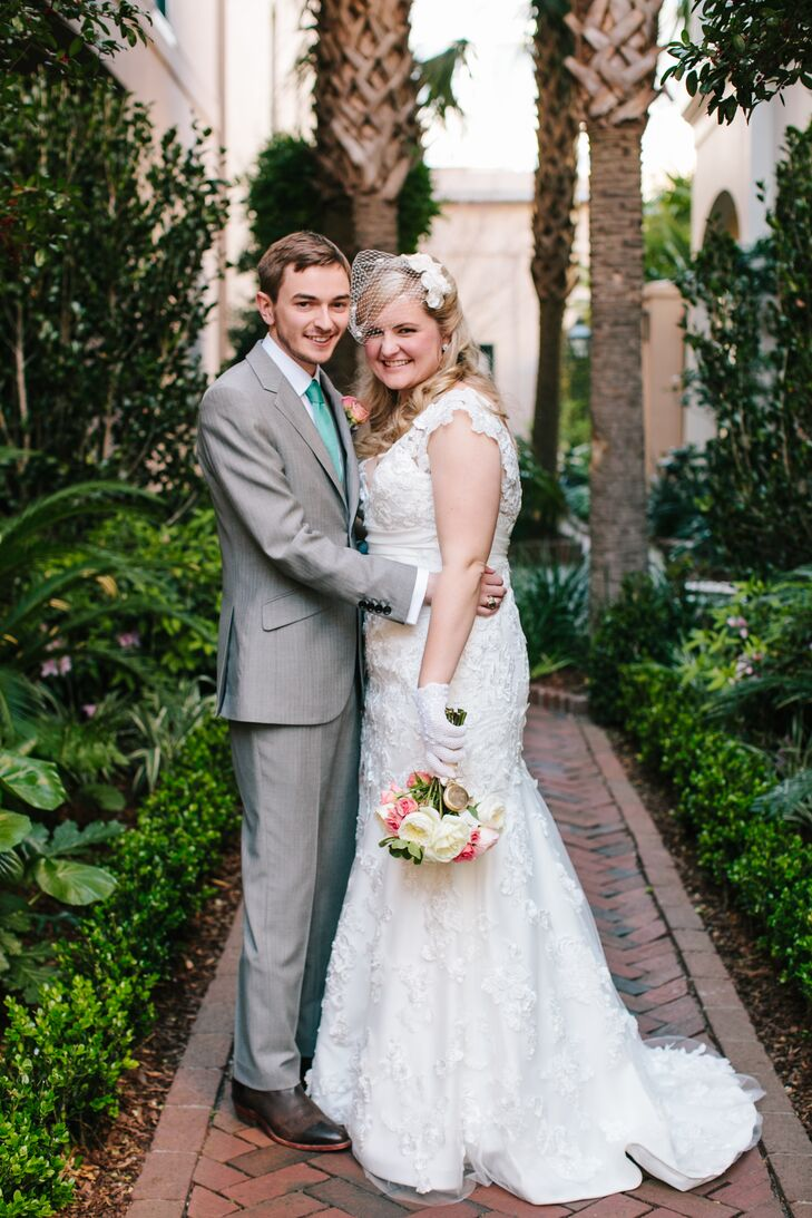 Jackie New, 23, a petroleum engineer and J.J. Fletcher, 23, also a petroleum engineer, met at Texas A&M University where they both studied, you guesse
