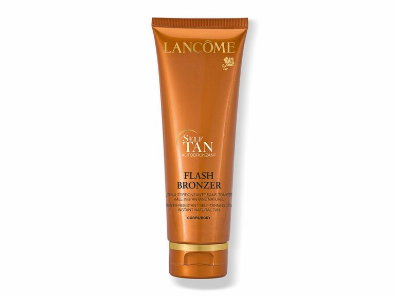 Lancome Flash Bronzer Tinted Self-Tanning Body Gel with Pure Vitamen E