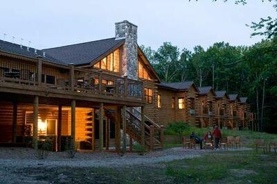 The Rockwell Lake Lodge