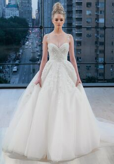 Ines Di Santo Madison Ball Gown Wedding Dress