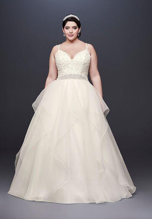 David\'s Bridal David\'s Bridal Style 9WG3903 Wedding Dress - The Knot
