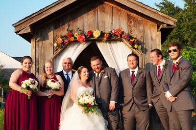 Weddings By Erícia