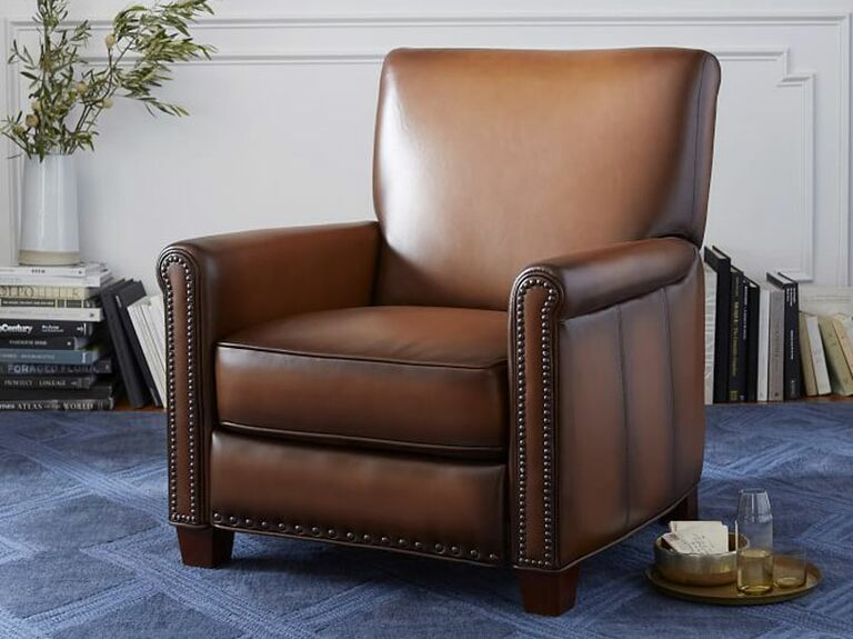 Leather recliner 17th anniversary gifts