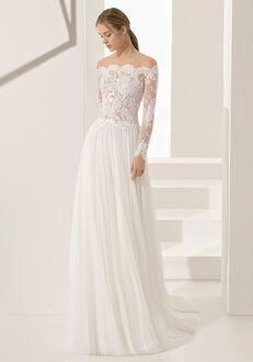 Rosa Clara Couture PALOMA Sheath Wedding Dress