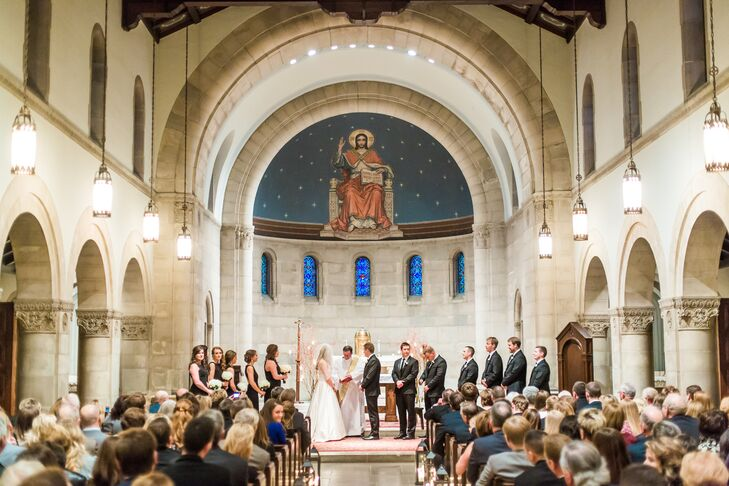 St. Charles Traditional Ceremony