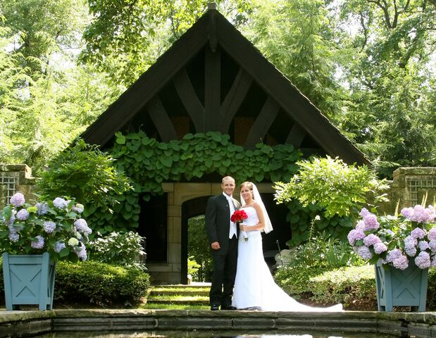 Stan Hywet Hall Amp Gardens Reception Venues Akron Oh