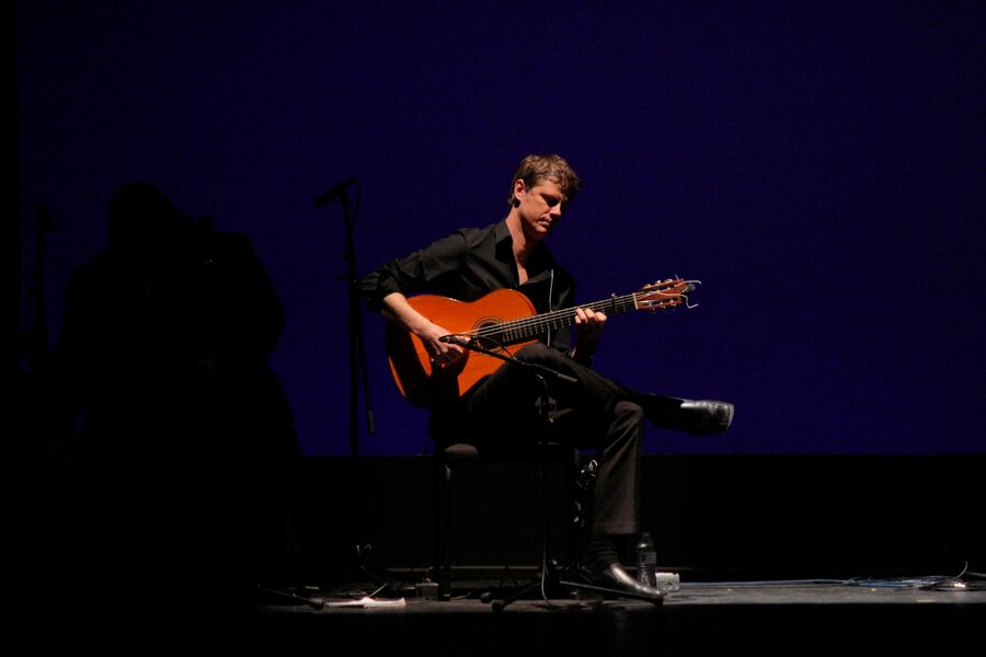 Calvin Hazen - Flamenco Guitarist - New York City, NY