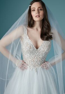 Maggie Sottero TAYLOR Ball Gown Wedding Dress
