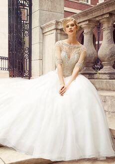 Val Stefani ZINNIA Ball Gown Wedding Dress