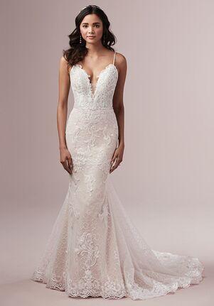 Rebecca Ingram LAURETTE Sheath Wedding Dress