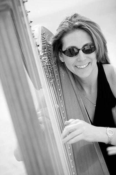 Meg Rodgers: Harpist