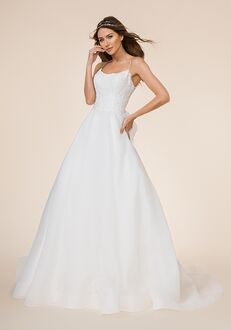 Moonlight Tango T866 A-Line Wedding Dress