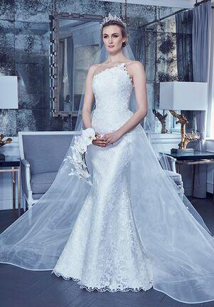 Romona Keveza Collection RK9401+RK8400SKT Wedding Dress