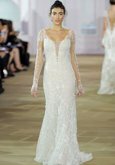 Ines Di Santo Bijou Sheath Wedding Dress